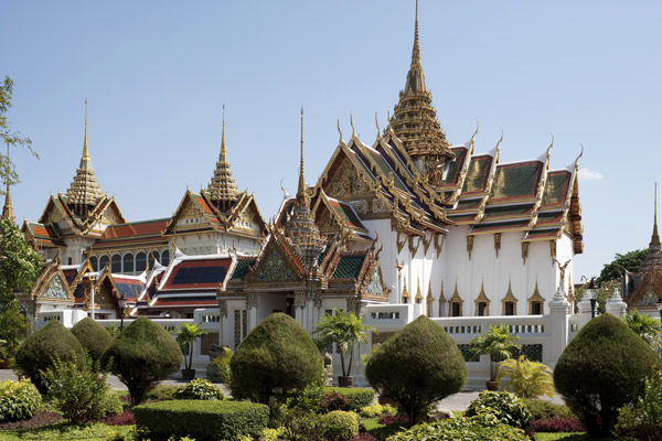 Grand Palace - Wat Phra Kaew