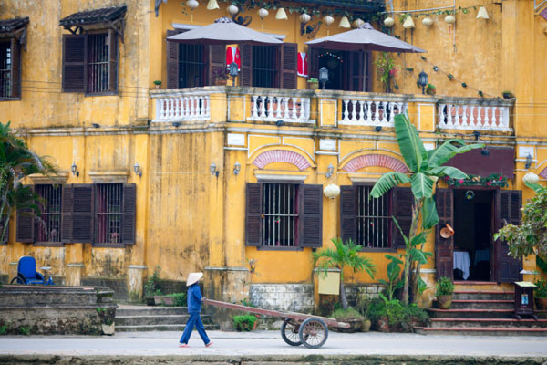 Houses in Hoi An