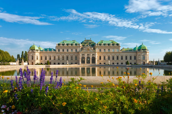 Belvedere Palace and Gallery