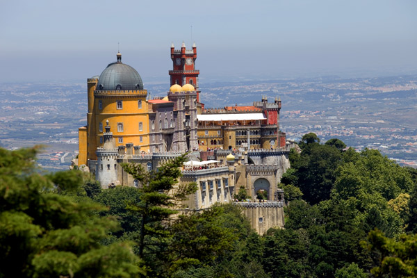 National Palace of Pena in Sintra