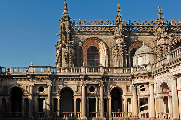 Convent of Christ in Tomar