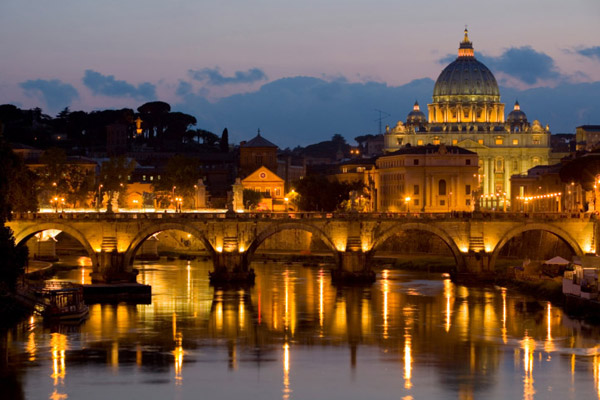 Vatican and St Peter's