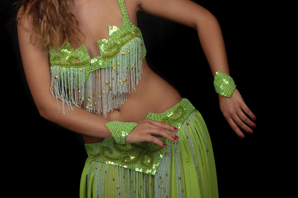 Belly dancing in Istanbul