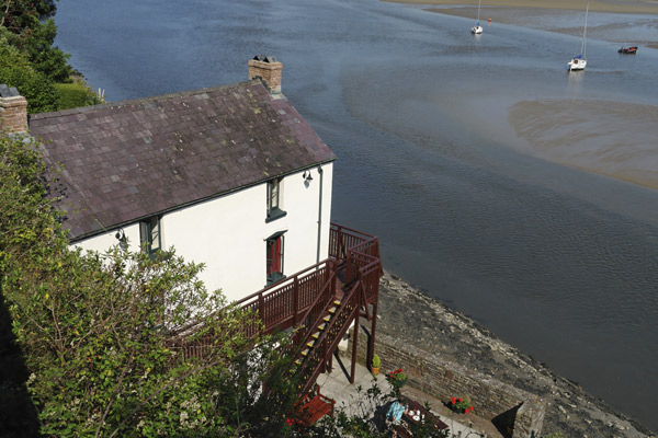 Last home of Dylan Thomas