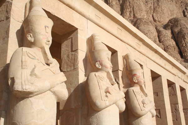 Hatshepsut's Temple, Valley of the Queens