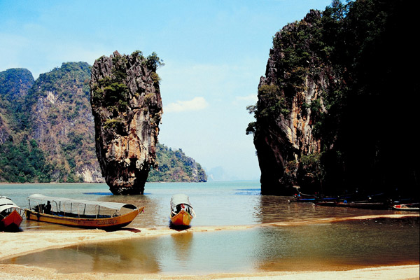 "often called ""James Bond Island"""